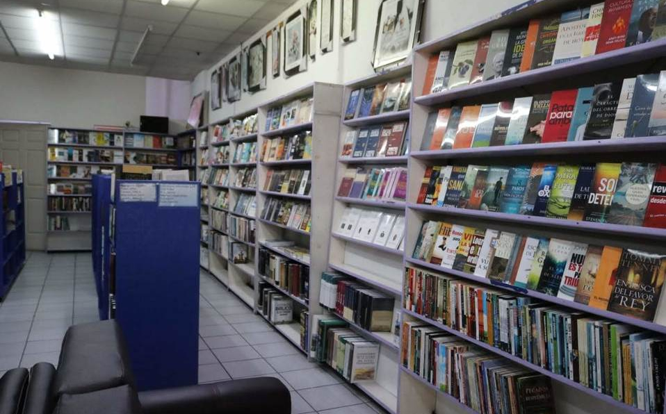 Librerías en cuarentena; optan por comprar online