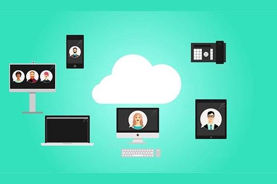 Las videoconferencias se multiplican por 10 en España